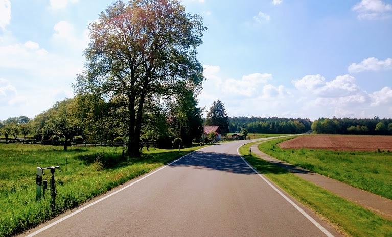 Rennrad, Hamburg, Norwid, Heide