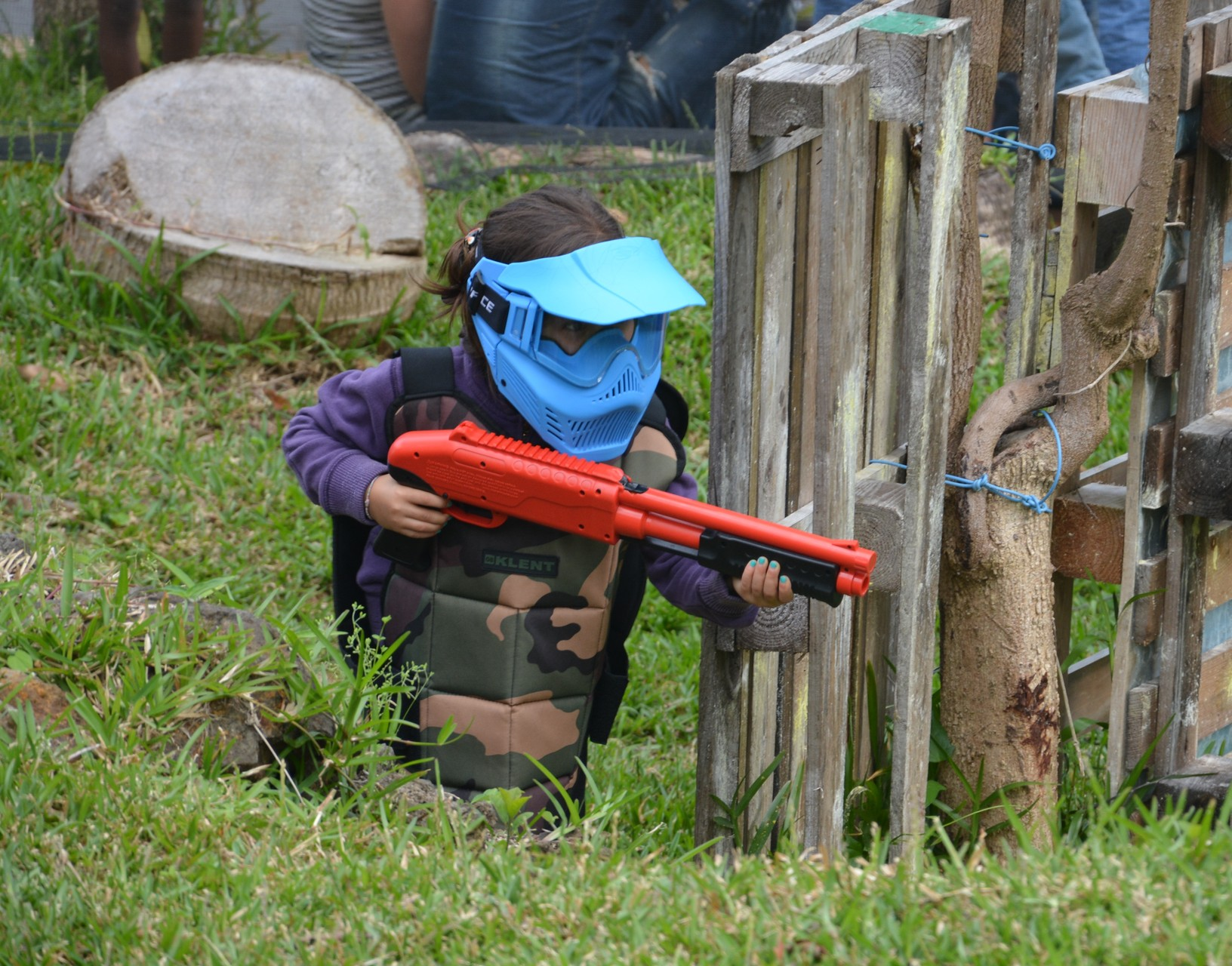 paintball tous ages