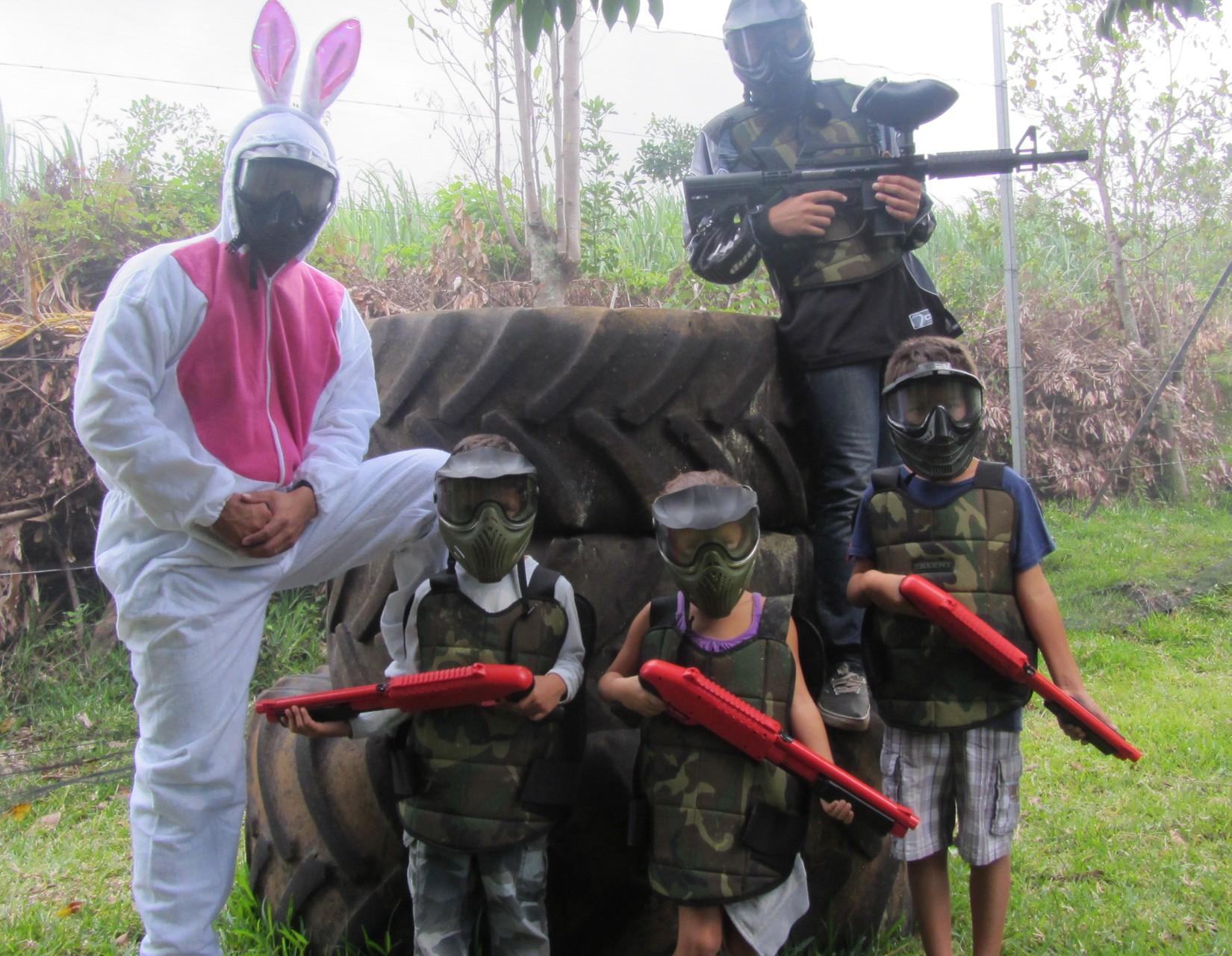 chasse au lapin !!!!