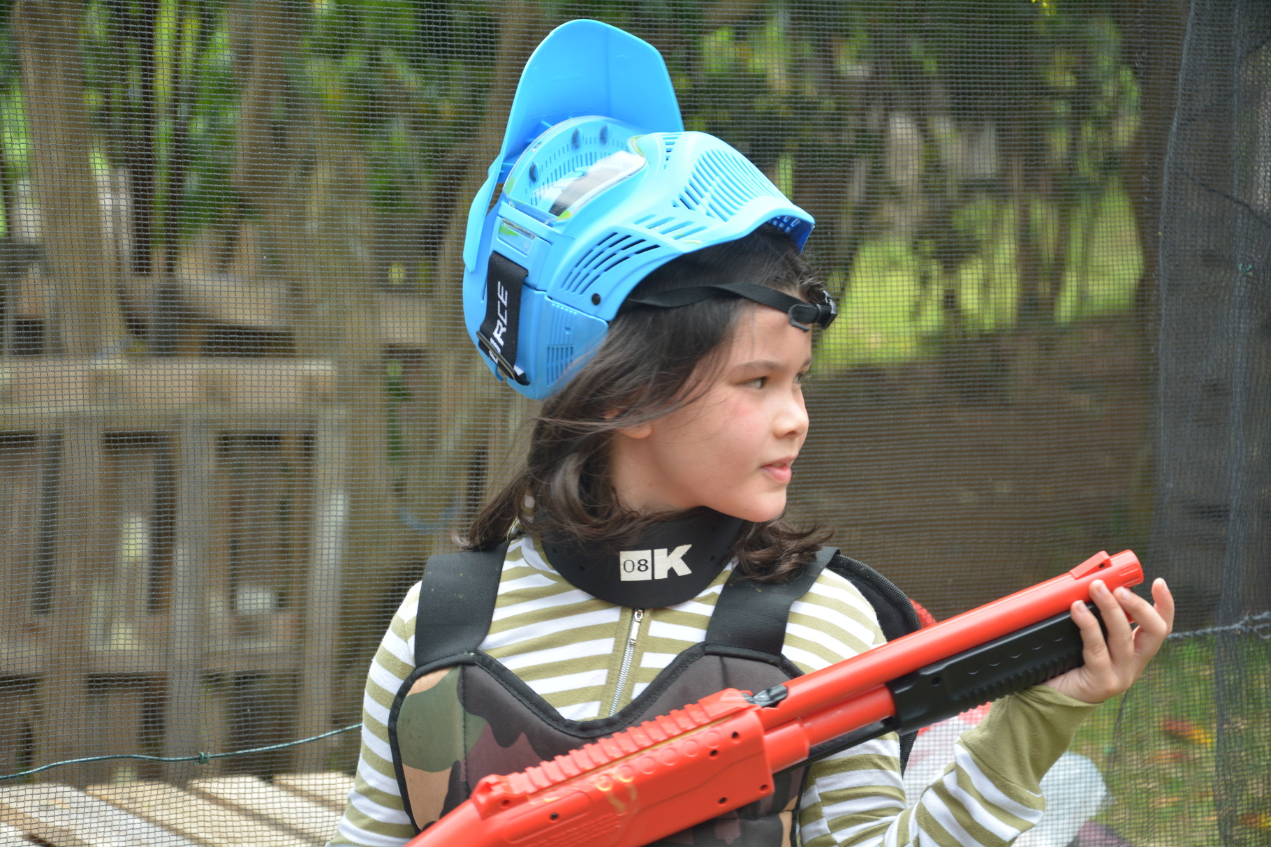 paintball enfant à partir de 7 ans