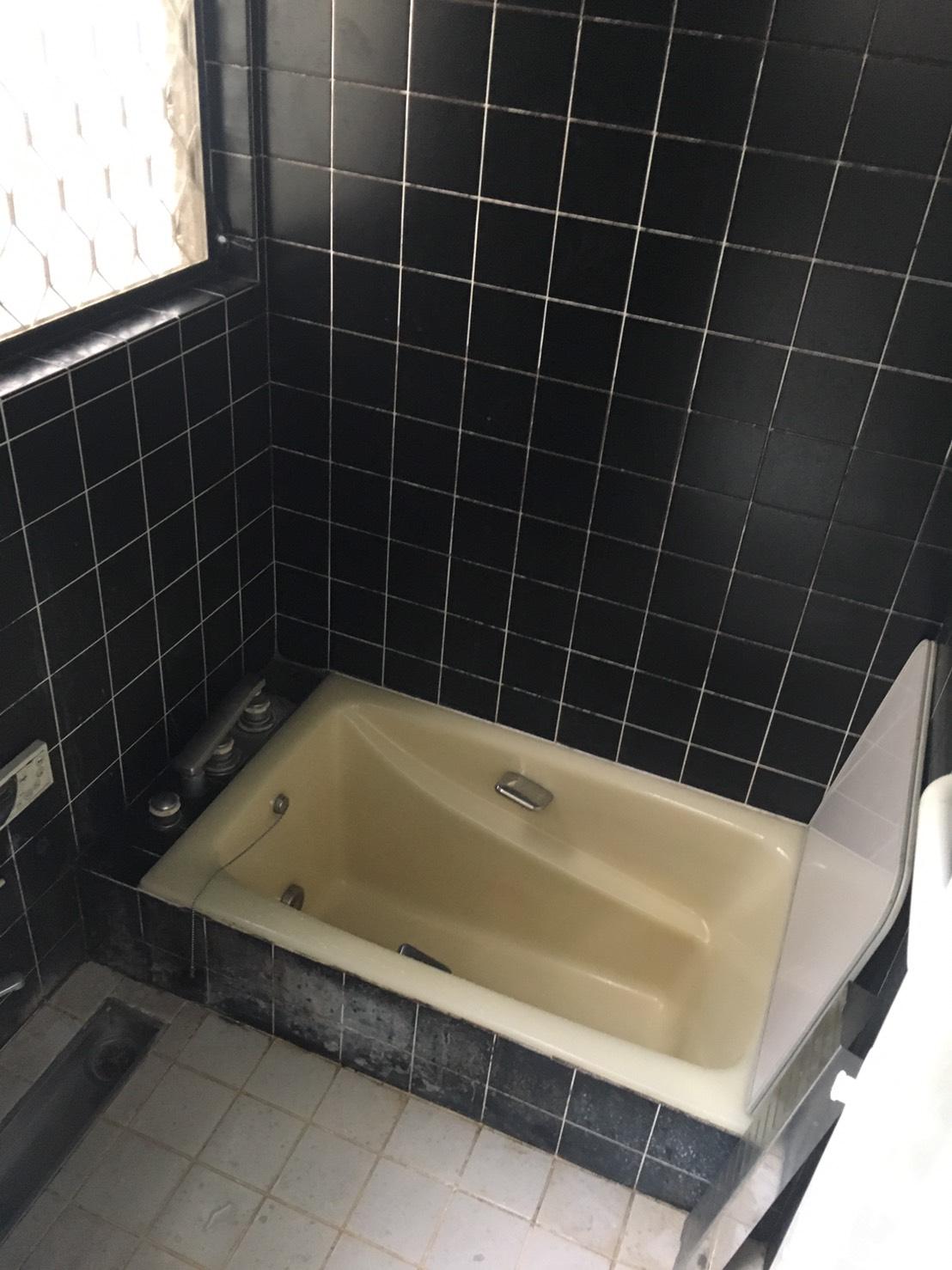 在来浴室既存