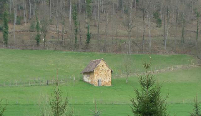 Sehenswerter Schürei in Tecknau