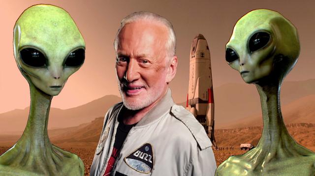 Rencontre extraterrestre 2018