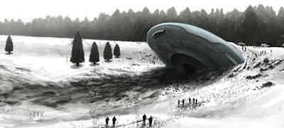 extraterrestre en allemand