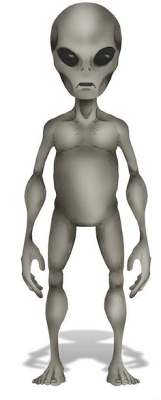 extraterrestre png