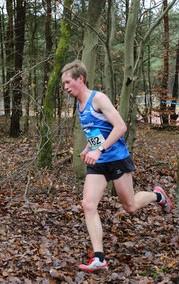 Crosslauf Spezialist Christoph Gallo kann auch Straße (Foto: Holger Teusch)