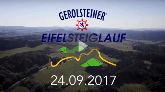 Gerolsteiner Eifelsteiglauf, 24.09.2017