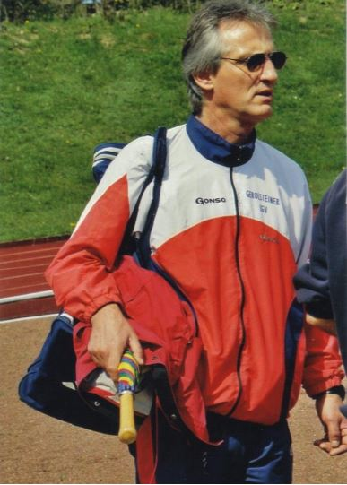 Peter Schumacher war in Trier beim Werfermeeting erfolgreich (Archivfoto)