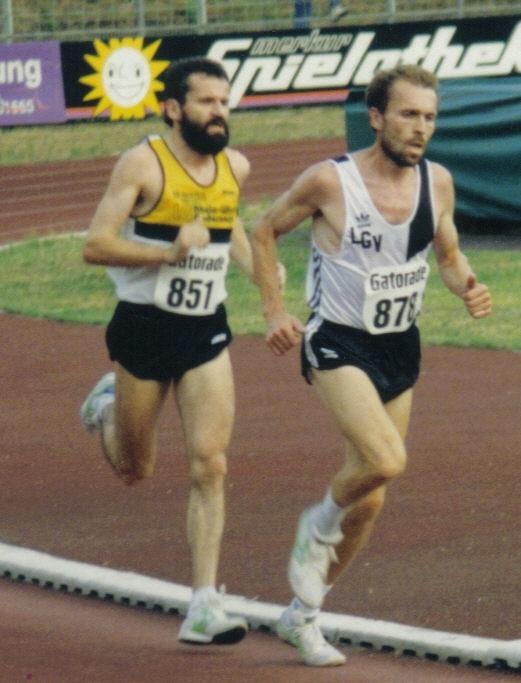 Herbert Ehlen und Edi Kaul (1993)