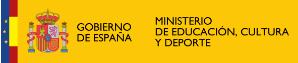 MINISTERIO DE EDUCACION ESPAÑA