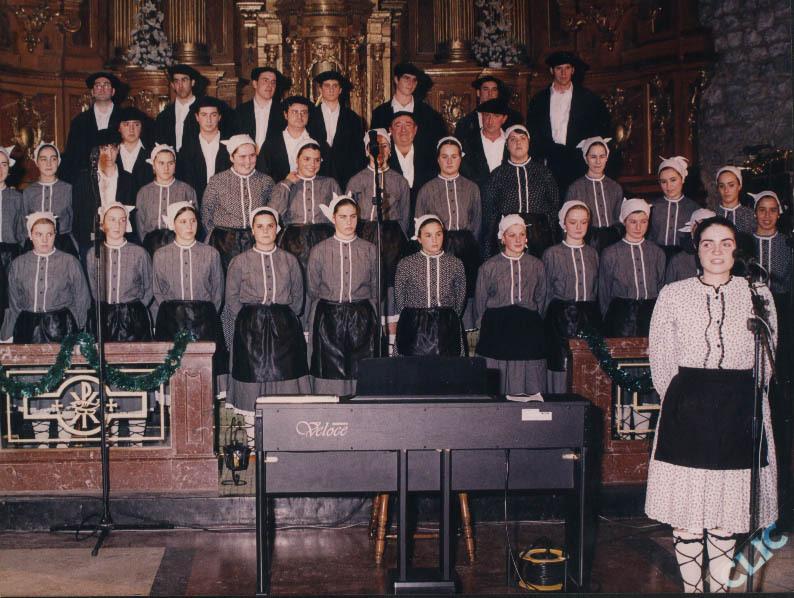Christmas Recital 1999