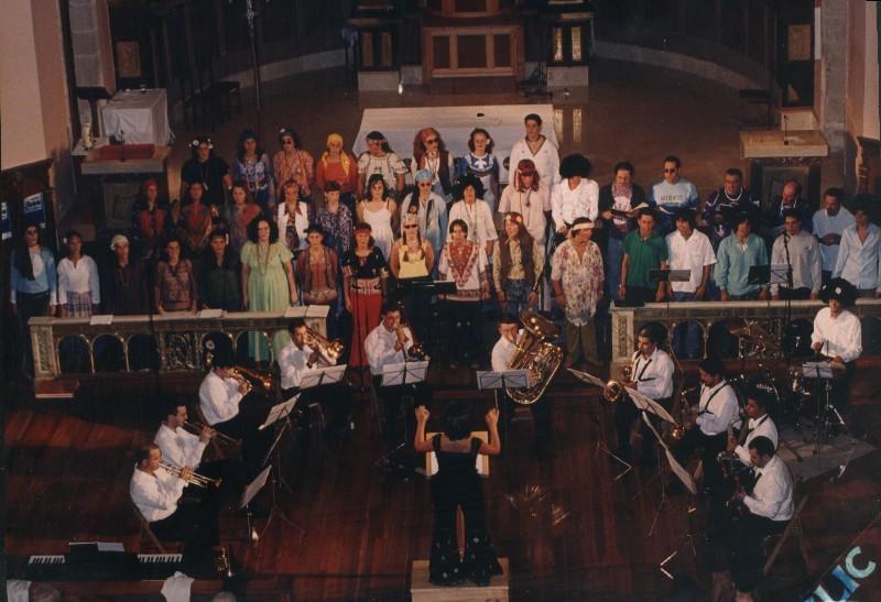Musical Week concert in  Bermeo - 2000