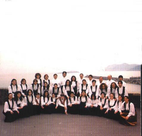 """""""Izaro Abesbatza""""  Choir 1997"""