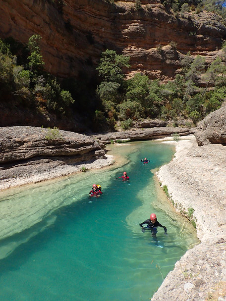 Canyon Peonera inférieure