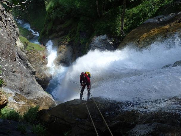 Canyon du Saugué intégral