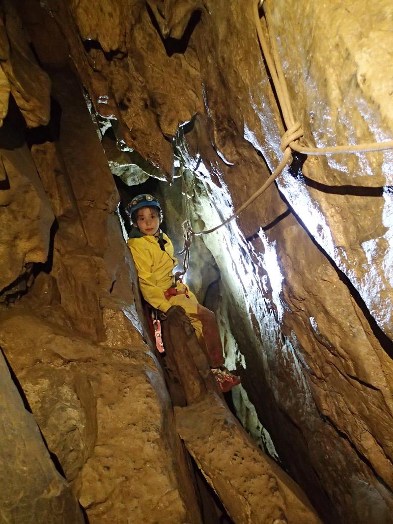 Grotte de la Bouhadère