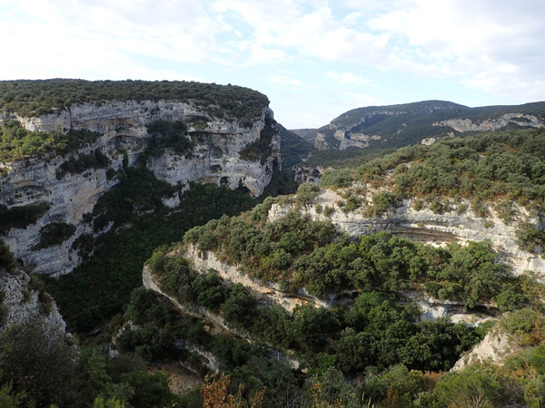 Canyon du Rio Vero
