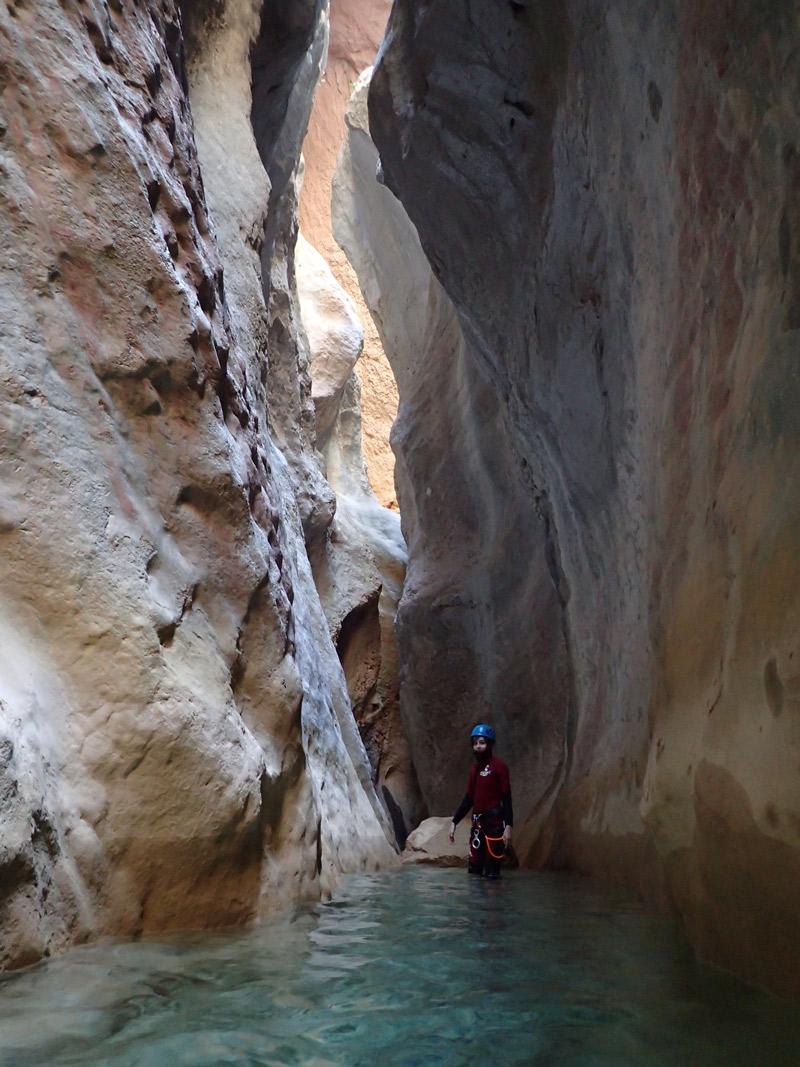 Canyon Oscuros de Balces