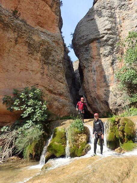 Canyon du Gorgonchon