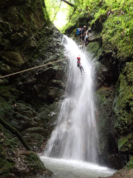 Canyon de Caussiste