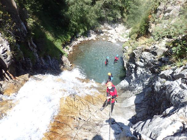 Canyon du Maillet