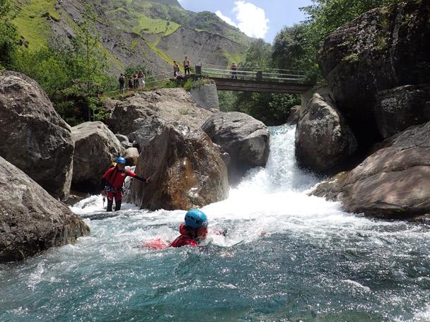Canyon de Héas