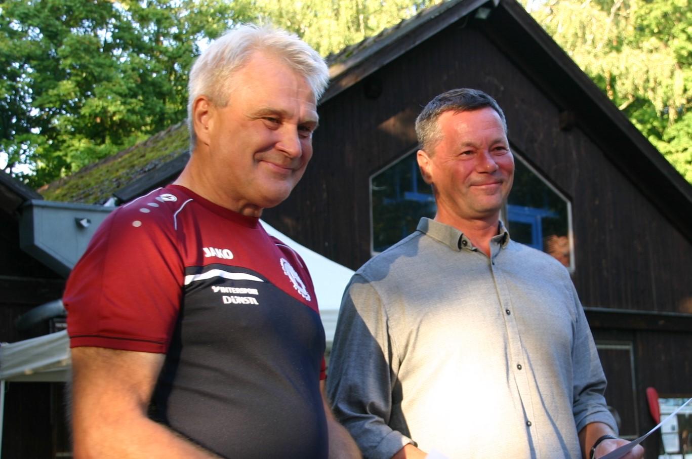 Norbert Winter, ein herausragender Sportler wird Ehrenmitglied