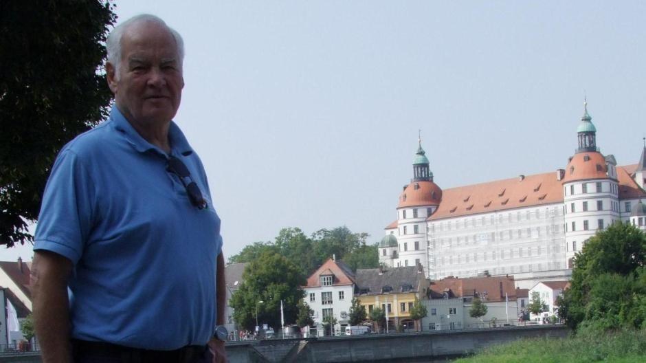 """Willi Rogler wird """"80"""": Ein Leben für den Kanusport"""