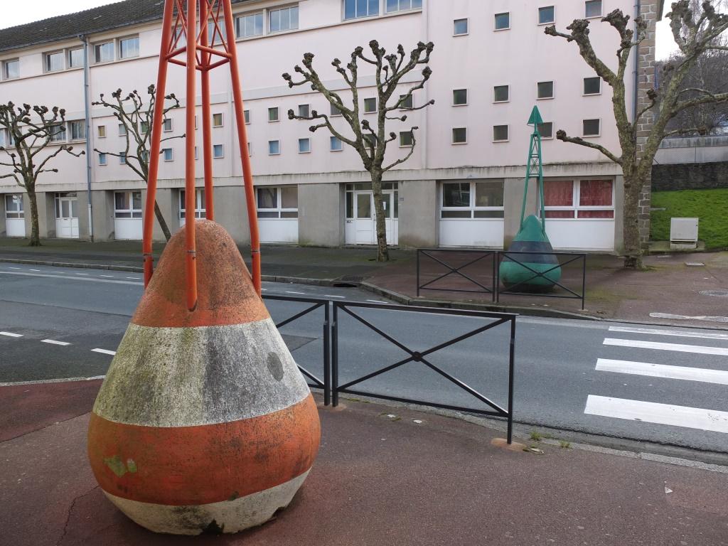 entrée Cherbourg