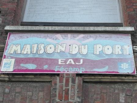Entrée Fécamp (Maison du Port)