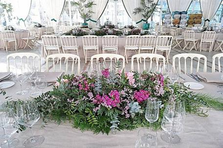 Decoracion floral flores para boda sevilla