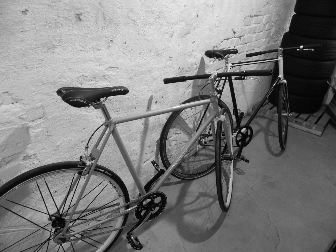 Singlespeed und Fixed Gear Bikes aus Dortmund ab Euro