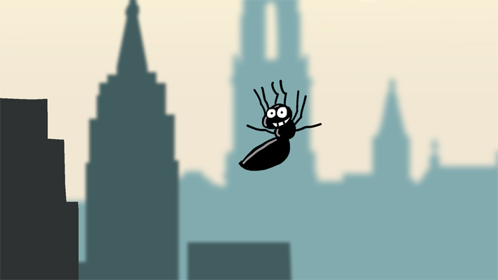studio Snugger - Een mier kan niet doodvallen Animatie Christa Moesker Animeer Groningen