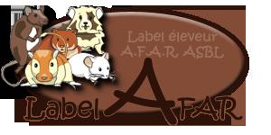 Label éleveur A.F.A.R ASBL