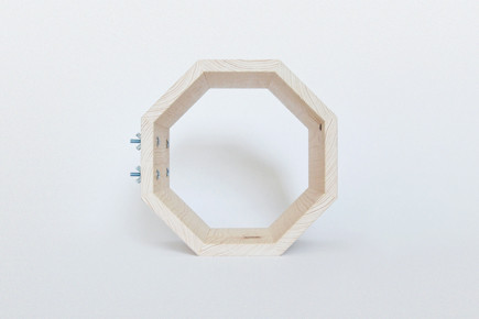 http://www.whiskingwoodworks.com/Large-Hanging-Octagonal-Tunnel