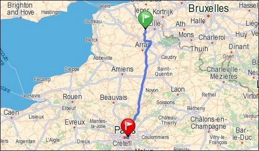 Fromelles - Vincennes