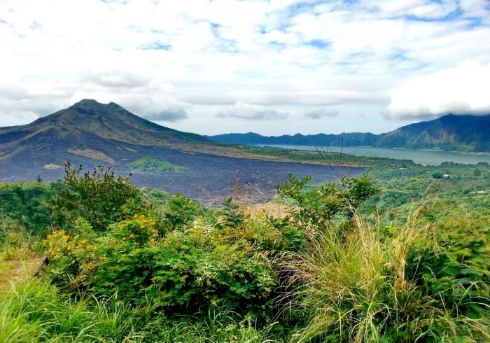 Vulkan Gunung Batur / urlauber-bali.de