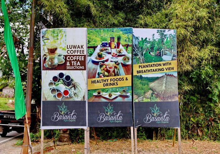 Basanta Agro Organic / urlauber-bali.de