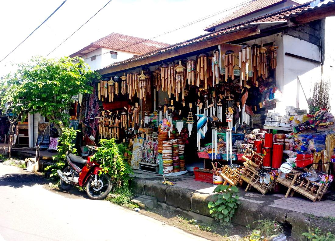 Kunst auf Bali Tour