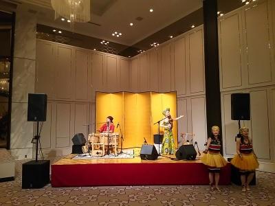 大西マサヤさんとAnyangoさんの素敵なライブ!