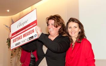Uitreiking 1e Vrouwelijke Ondernemersprijs Drechtsteden