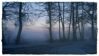 ... gruseliger Nebel