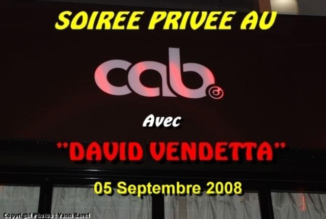 DAVID VENDETTA AU CAB