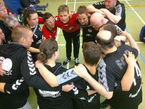 Bild: Handball Spieltag der Freiwurf Hamburg 2015/2016
