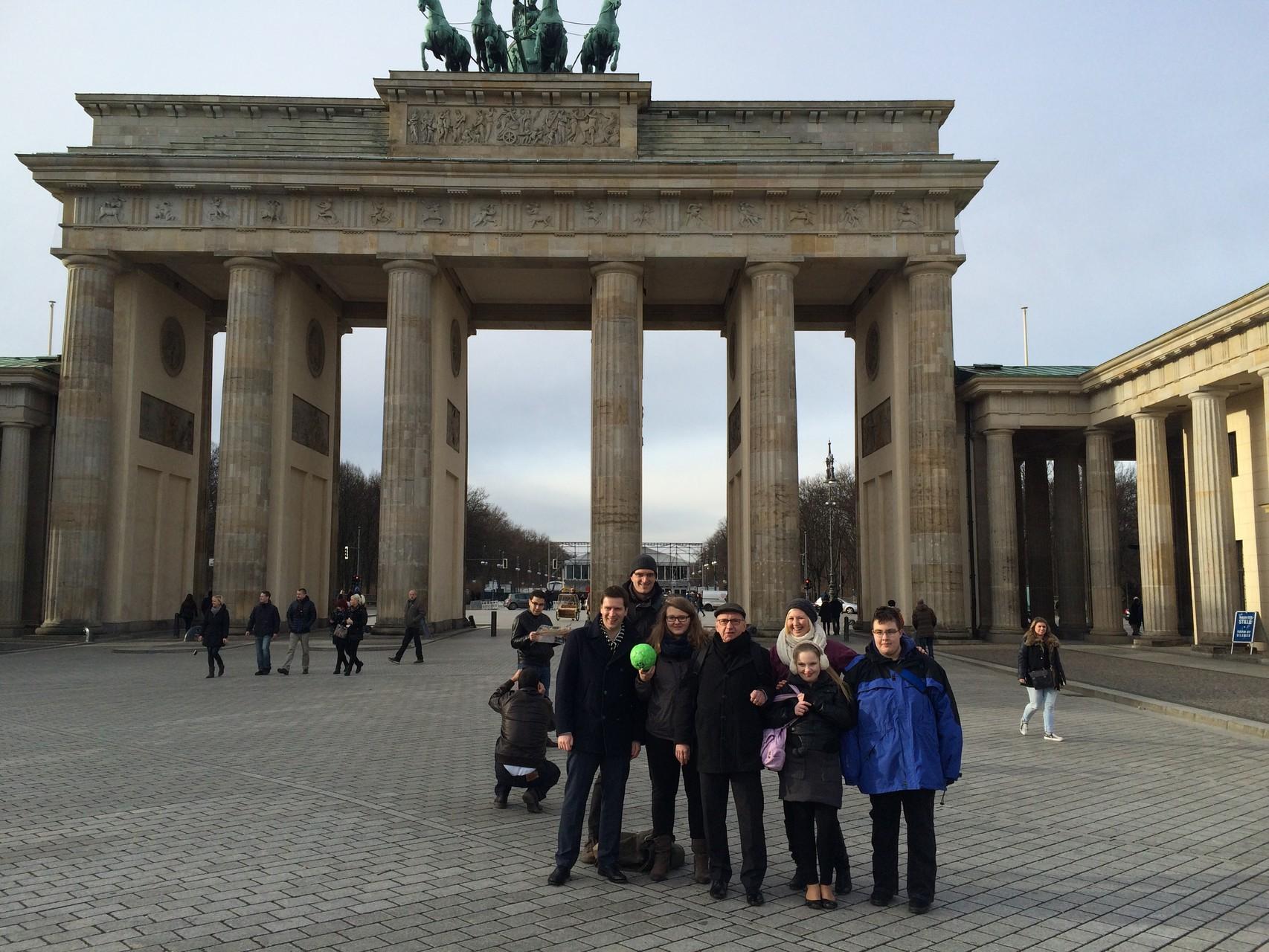Das Team vom SVE Hamburg