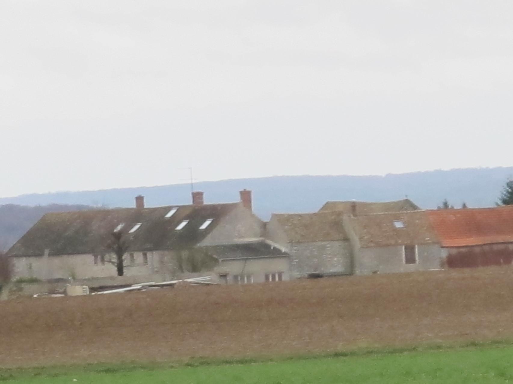 la ferme de Launay