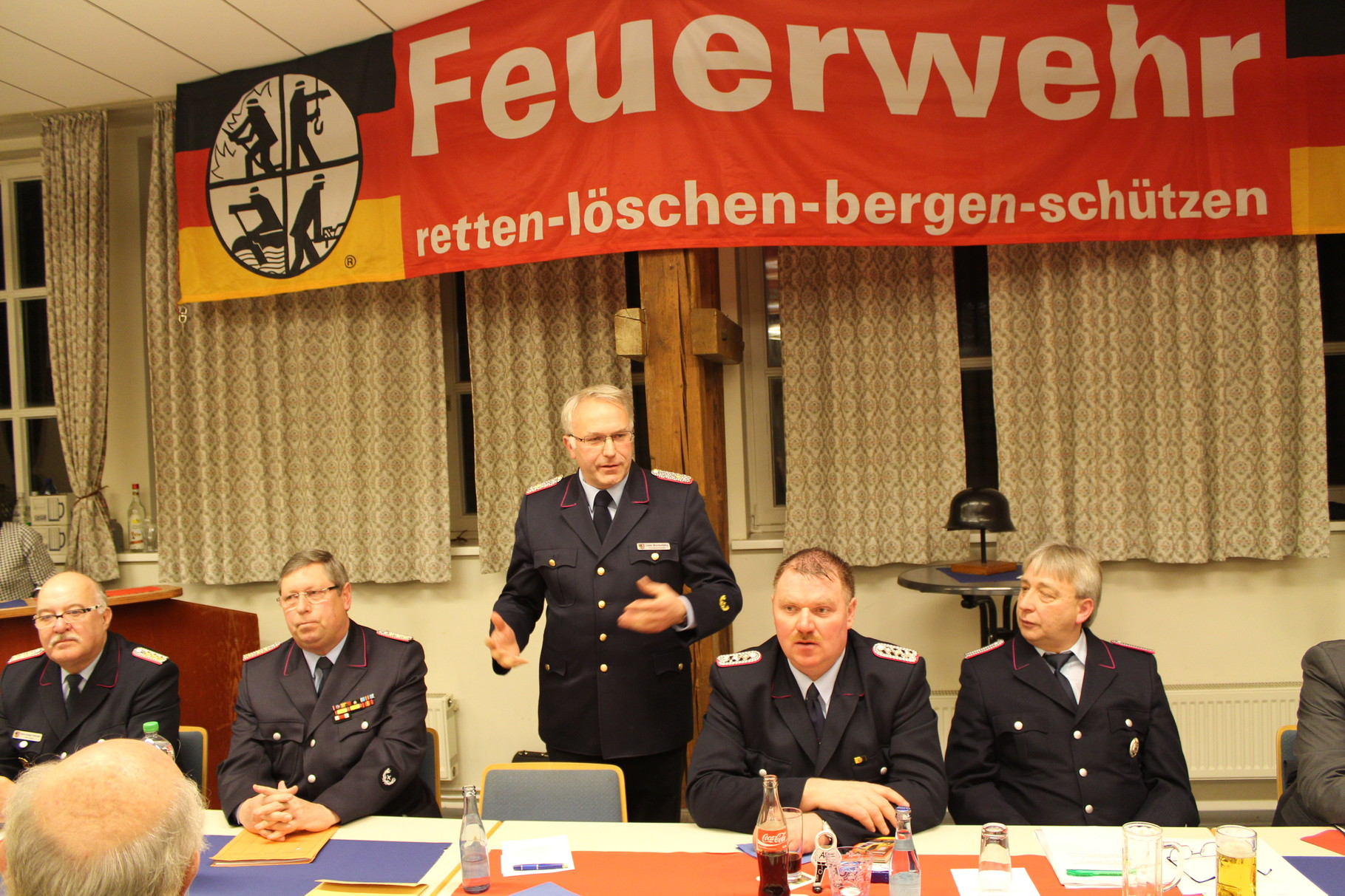 Kreisbrandmeister für Goslar Herr Uwe Borsutzky