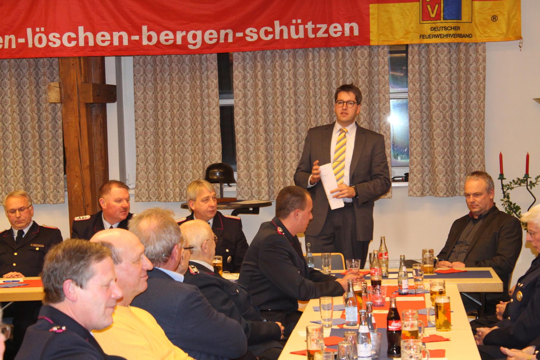 Oberbürgermeister von Goslar  Herr Dr. Oliver Junk