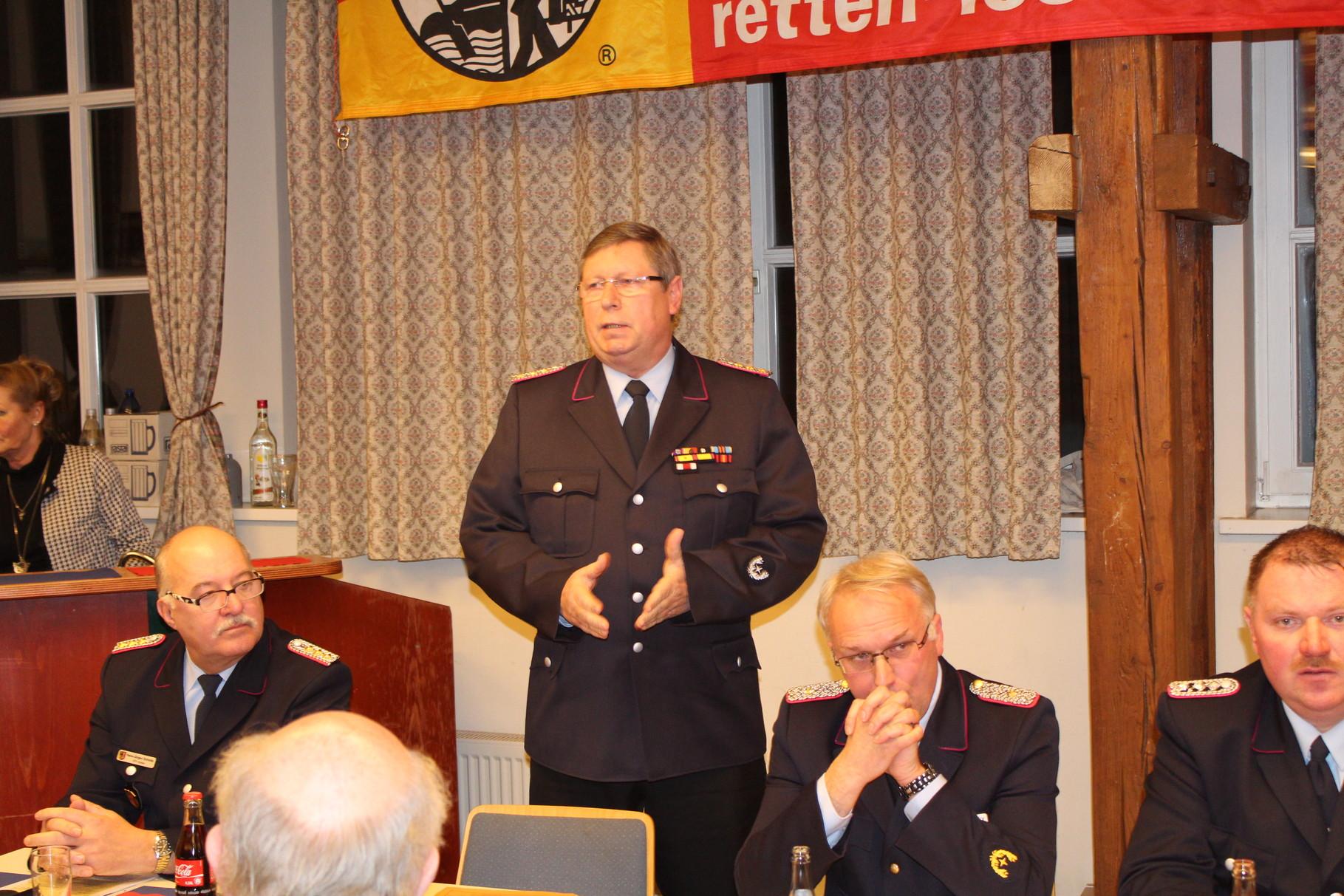 Stadtbrandmeister Goslar Herr Burkhardt Siebert