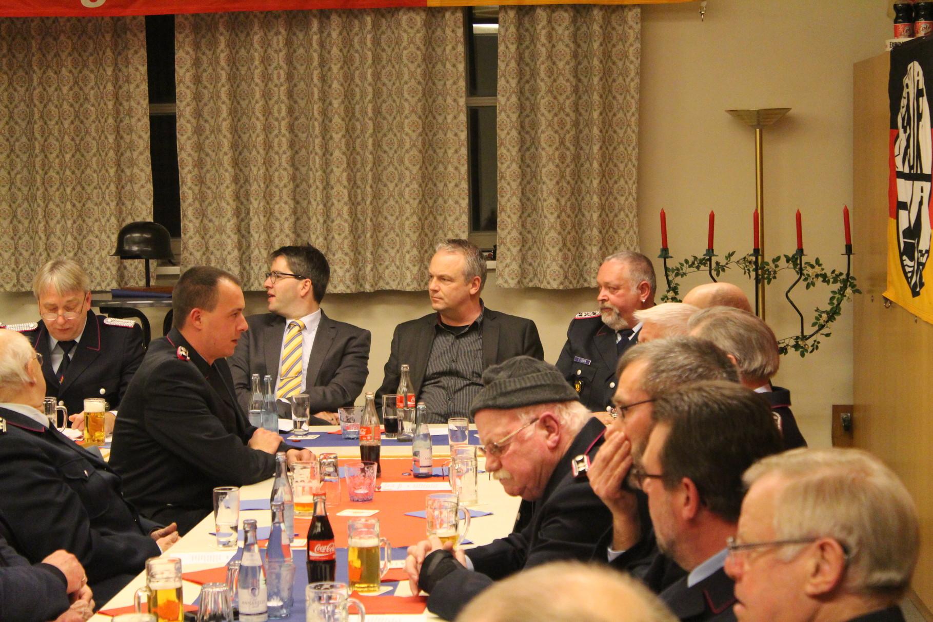 Stadt Goslar Fachreferat für Ordnung und Sicherheit  Herr Tim Meißner , Jugendfeuerwehrwart Vienenburg Kamerad Thomas Leder